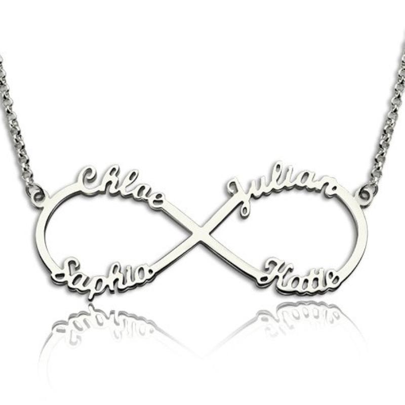 Personalized necklace 925 sterling silver letter necklaces pendants personalized necklace 925 sterling silver letter necklaces pendants unique birthday jewelry women gift ne101369 myfashionbuy aloadofball Choice Image