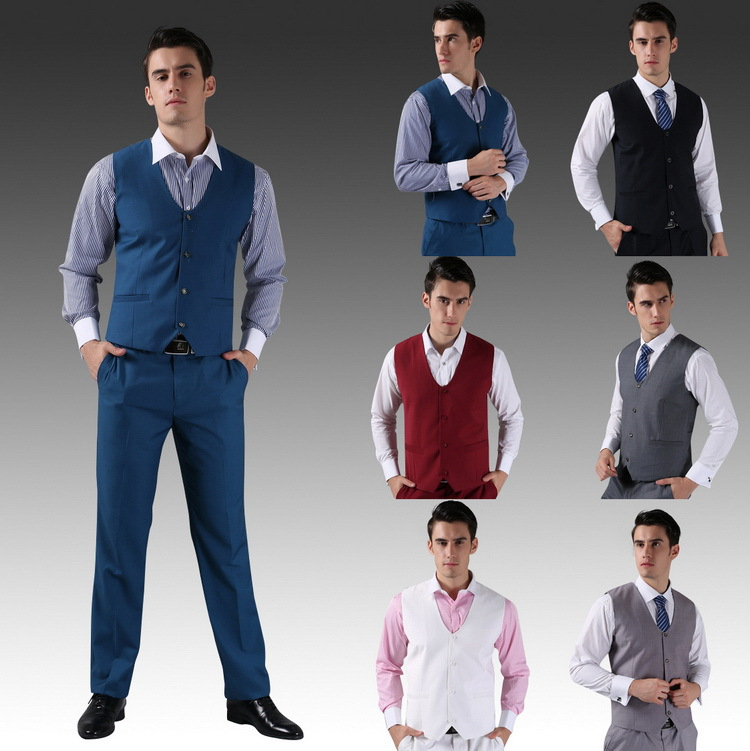 (Jacket+Vest+Pants+Tie) 2015 New Men Wedding Suits Slim Tuxedo Brand Fashion  Formal Costumes Business Dress Suits Blazer H0285 U2013 MyFashionBuy