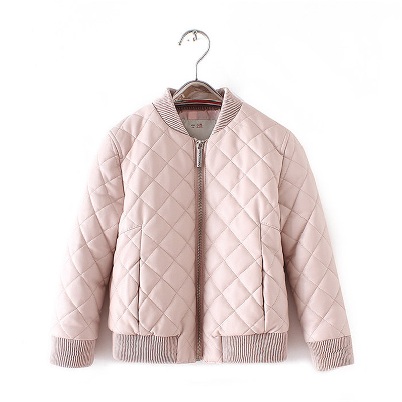 de8ee7629 jacket for girls 2016 winter brand designer boys and girls leather jacket  coats children toddler coat for kids baby clothes – MyFashionBuy