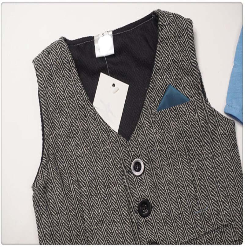 0b39b5832 new fashion style children blazer set wedding suit kids cotton ...